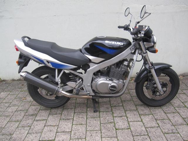 Motorrad kaufen SUZUKI GS 500 u Occasion