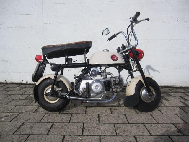 Motorrad kaufen HONDA Z 50 M Monkey Oldtimer