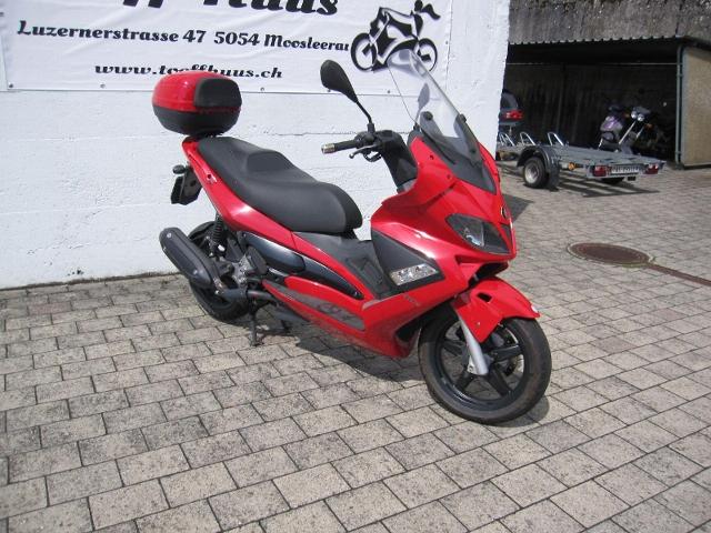Motorrad kaufen GILERA Nexus 300 Occasion