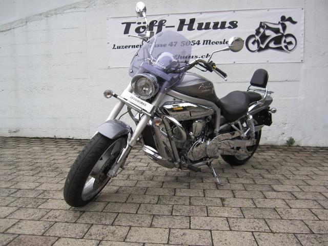 Motorrad kaufen HYOSUNG GV 650 Occasion