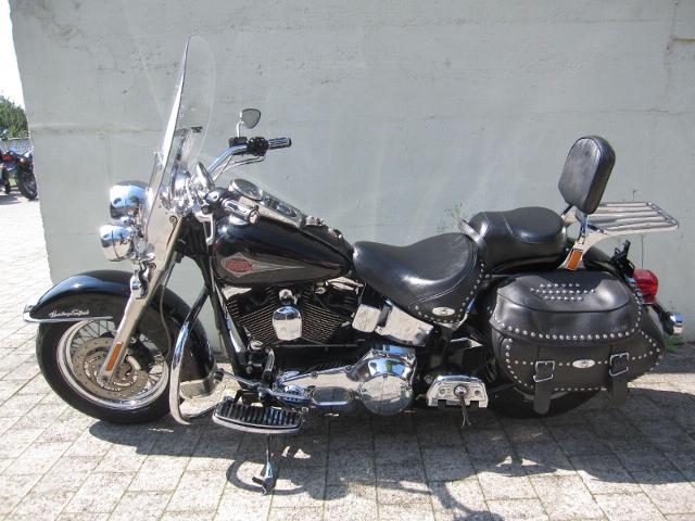 Motorrad kaufen HARLEY-DAVIDSON FLSTC 1450 Softail Heritage Classic Occasion