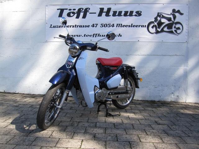 Motorrad kaufen HONDA C 125 A Super Cub ABS Occasion