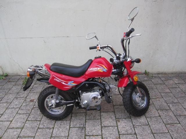 Motorrad kaufen LIFAN Monkey Racer Occasion