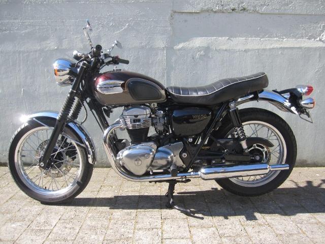 Acheter une moto KAWASAKI W 650 Occasions