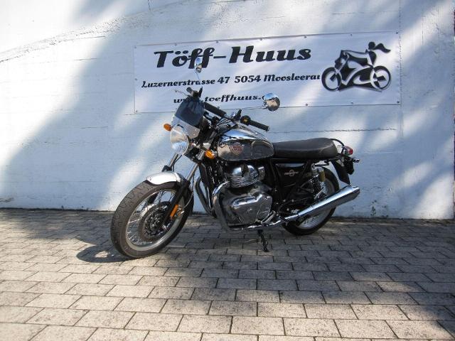 Motorrad kaufen ROYAL-ENFIELD Interceptor 650 Twin ABS Occasion