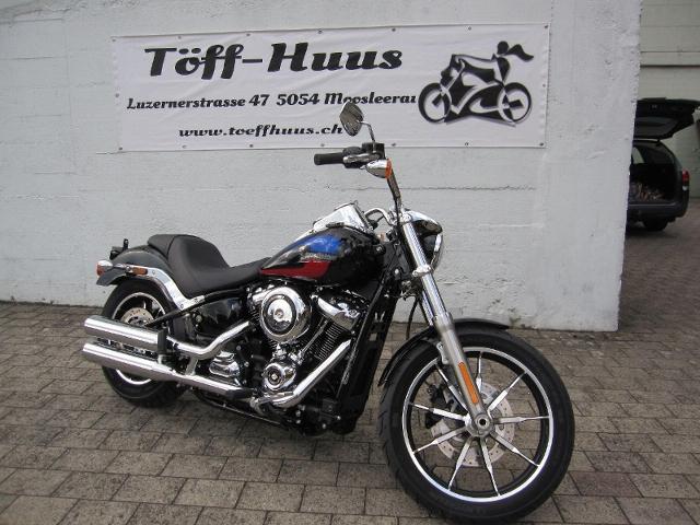 Motorrad kaufen HARLEY-DAVIDSON FXLR 1745 Low Rider 107 ABS Occasion
