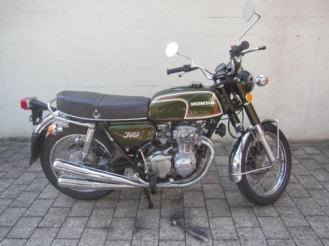Motorrad kaufen HONDA CB 350 F FOUR Occasion