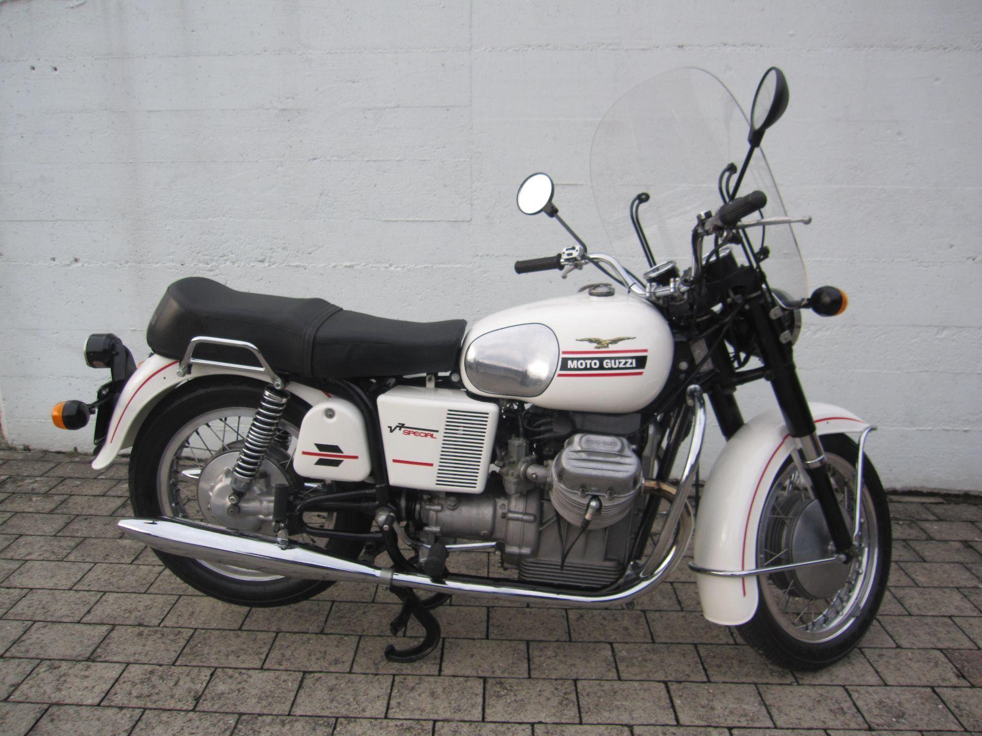motorrad oldtimer kaufen moto guzzi v7 special757 t ff. Black Bedroom Furniture Sets. Home Design Ideas