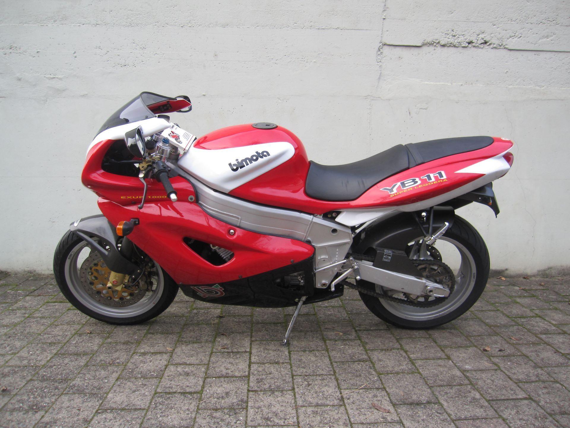 Motorrad Occasion kaufen BIMOTA YB-11 Superleggera Töff