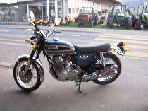 Motorrad kaufen Occasion HONDA CB 750 F (touring)