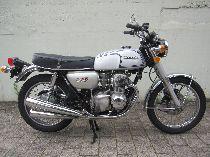 Motorrad kaufen Oldtimer HONDA CB350