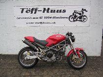 Motorrad kaufen Occasion DUCATI 900 I.E. Monster (naked)