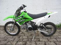 Motorrad kaufen Occasion KAWASAKI KLX 110 (motocross)