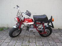Motorrad kaufen Oldtimer HONDA Monkey 50