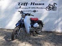 Motorrad kaufen Occasion HONDA C 125 A Super Cub (touring)