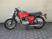 Motorrad kaufen Oldtimer BSA Spitfire 650 MK.IV