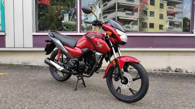 Motorrad kaufen HONDA CB 125 F Neufahrzeug
