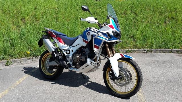Acheter une moto HONDA CRF 1000 L Africa Twin Adventure Sports DCT Démonstration