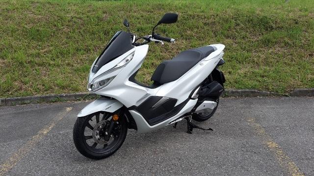 Motorrad kaufen HONDA PCX WW 125 EX2 Neufahrzeug