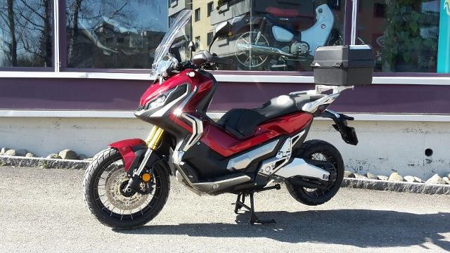 Motorrad kaufen HONDA X-ADV 750 inkl. Tieferlegung, Griffheizung und Topcase Occasion