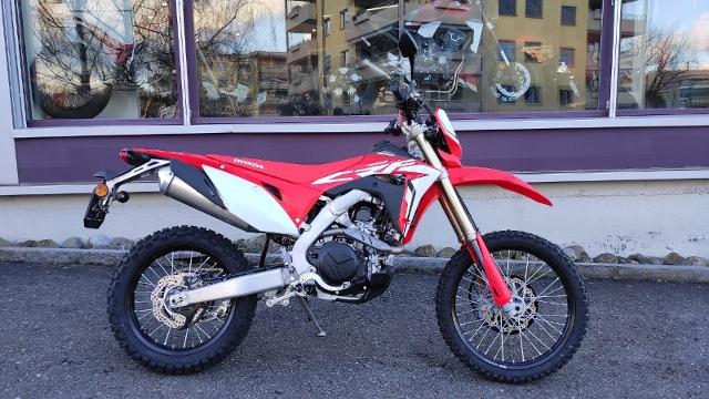 Motorrad kaufen HONDA CRF 450 L 2020 Neufahrzeug