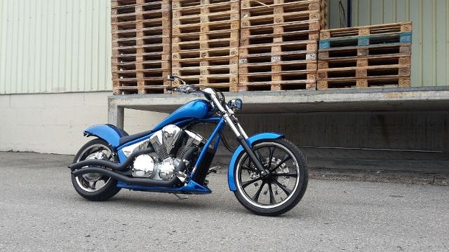 Motorrad kaufen HONDA VT 1300 CXA ABS Special Occasion