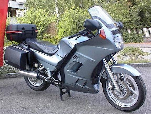 Motorrad kaufen KAWASAKI GTR 1000 Export
