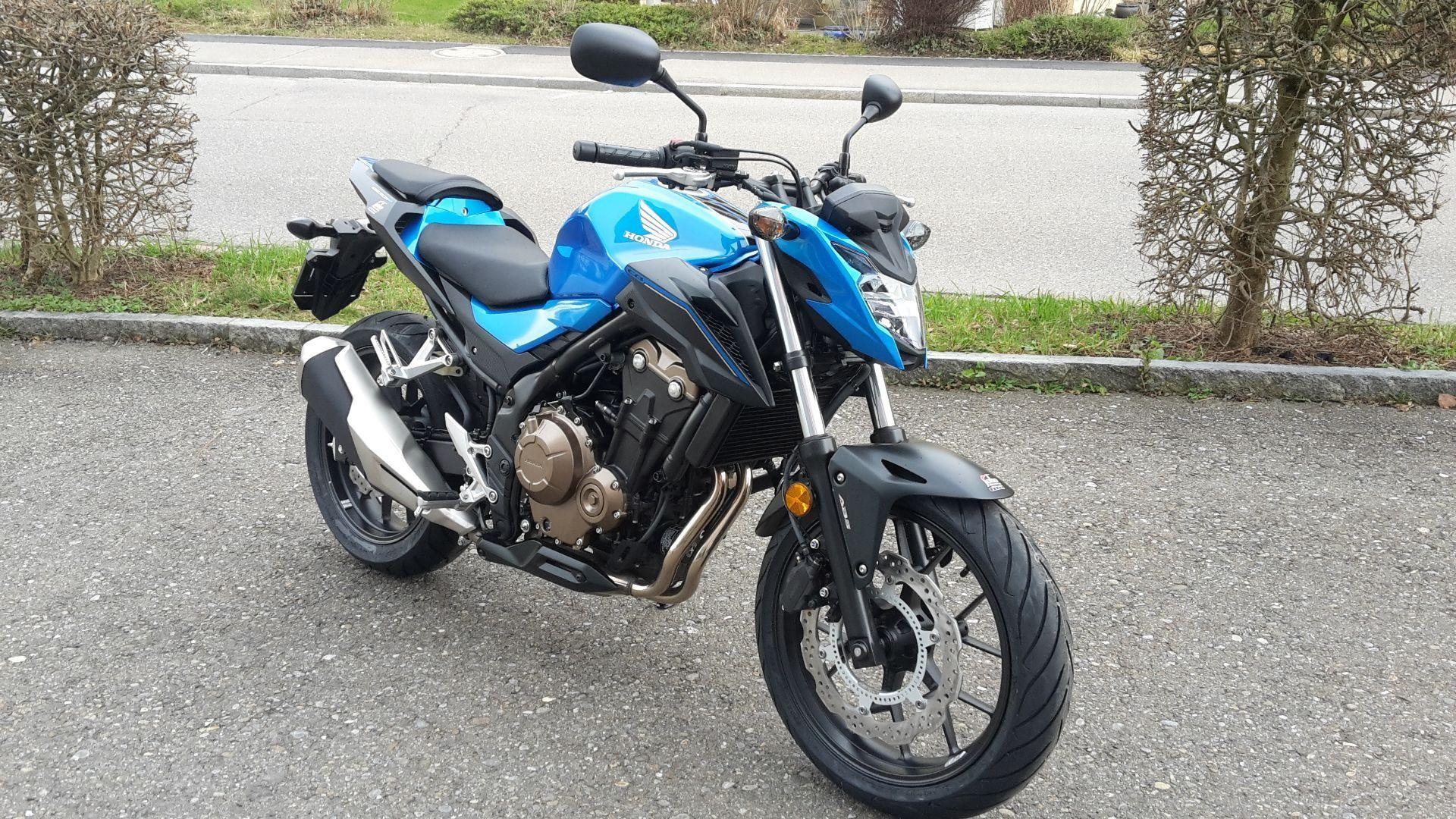 Honda Motorrad 318 Motorrad Bild Idee