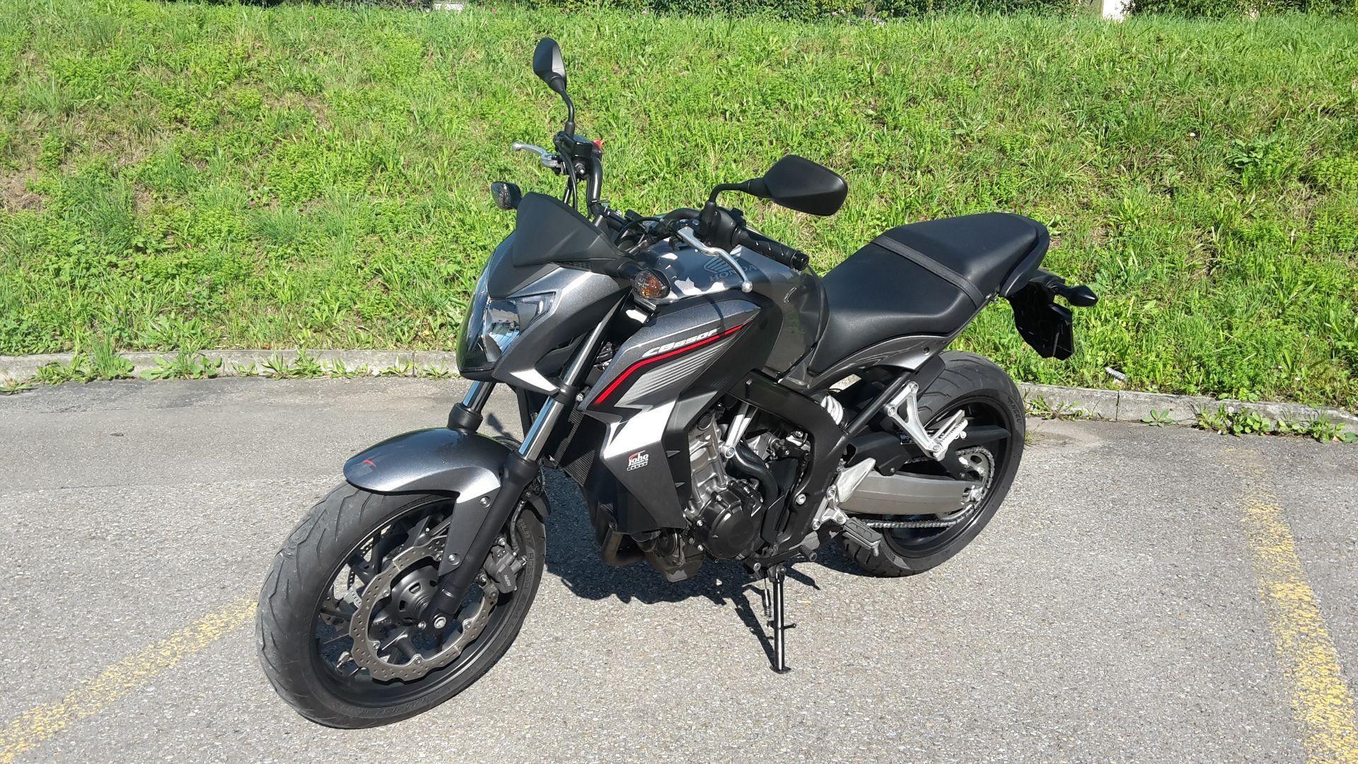 motorrad occasion kaufen honda cb 650 fa abs 2015 joho motosport ag bremgarten. Black Bedroom Furniture Sets. Home Design Ideas
