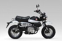 Motorrad Mieten & Roller Mieten HONDA Z 125 MA Monkey (Naked)