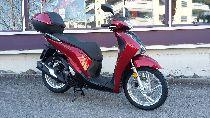 Motorrad kaufen Vorführmodell HONDA SH 125 AD ABS (roller)