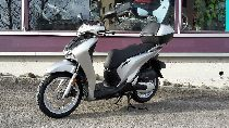 Acheter moto HONDA SH 125 AD ABS 2019/ inkl. Top Box Scooter