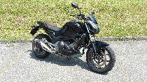 Motorrad kaufen Vorführmodell HONDA NC 750 SD Dual Clutch ABS (naked)