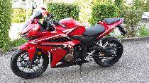 Motorrad kaufen Vorführmodell HONDA CBR 500 RA ABS (sport)