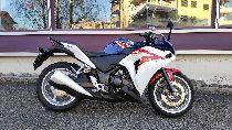 Töff kaufen HONDA CBR 250 RA ABS  / inkl. Tieferlegung Sport