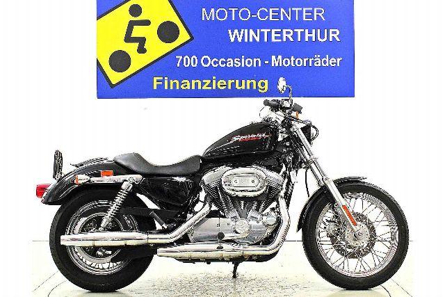 Motorrad kaufen HARLEY-DAVIDSON XL 883 Sportster Occasion