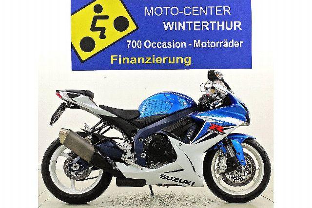 Motorrad kaufen SUZUKI GSX-R 600 Occasion