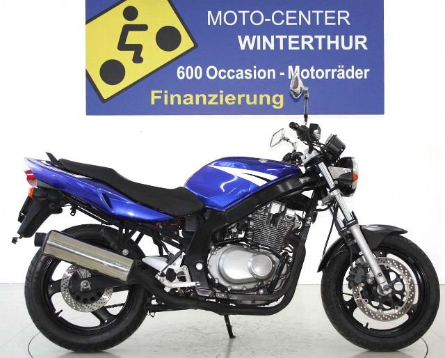 Motorrad kaufen SUZUKI GS 500 Occasion