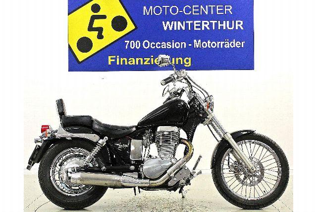 Motorrad kaufen SUZUKI LS 650 P Savage Occasion