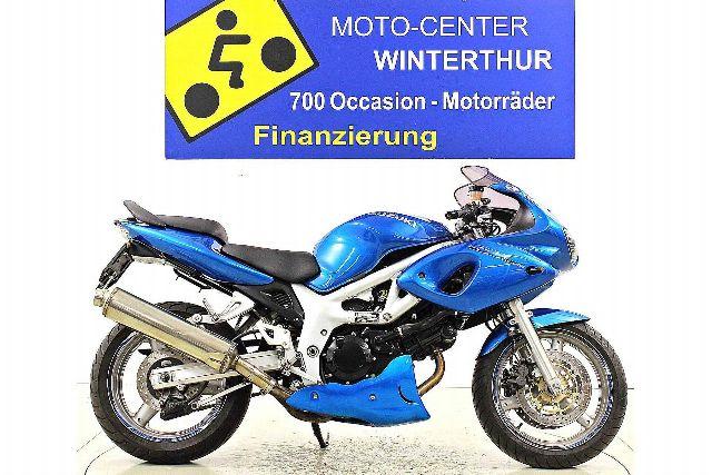 Motorrad kaufen SUZUKI SV 650 S Occasion