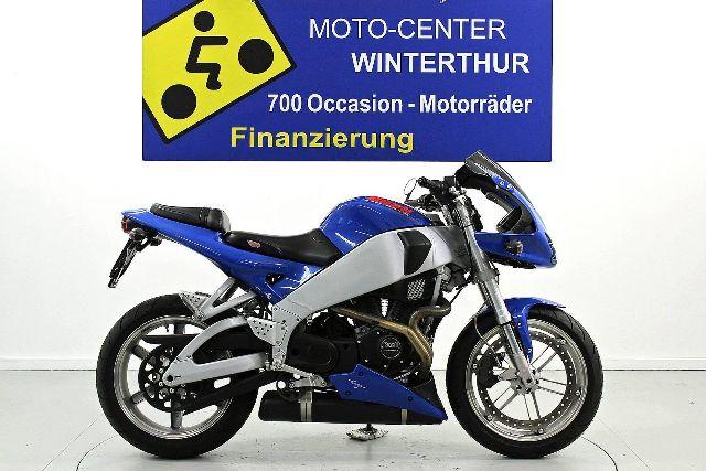 Motorrad kaufen BUELL XB9R 1000 Firebolt Occasion