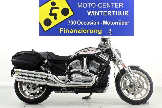Motorrad kaufen HARLEY-DAVIDSON VRSCR 1130 V-Rod Street Rod Occasion