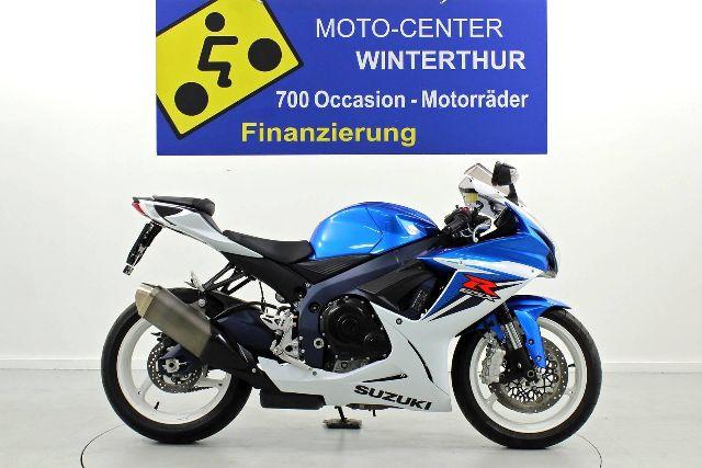 Motorrad kaufen SUZUKI GSX-R 600 U Occasion