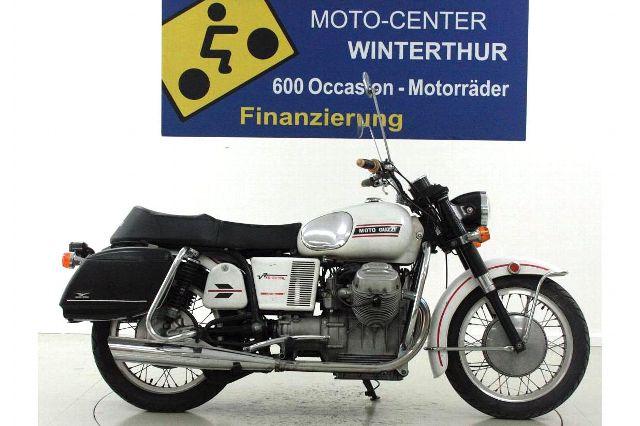 Motorrad kaufen MOTO GUZZI V7 Spezial Occasion