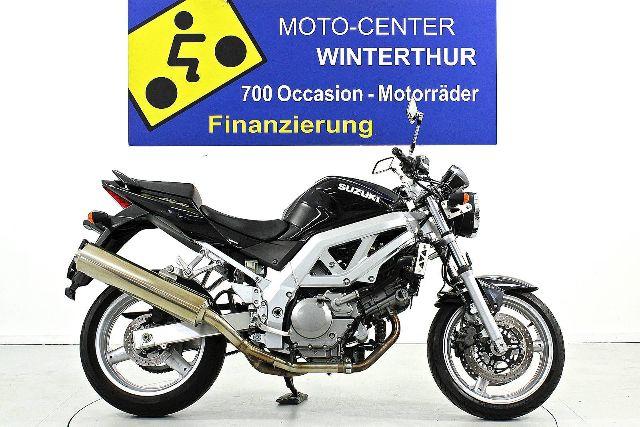 Motorrad kaufen SUZUKI SV 650 Occasion
