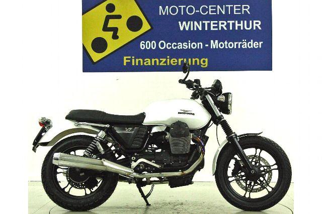 Motorrad kaufen MOTO GUZZI V7 750 Special Occasion
