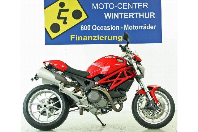 Motorrad kaufen DUCATI 1100 Monster ABS Occasion