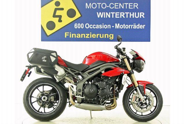 Motorrad kaufen TRIUMPH Speed Triple 1050 S ABS Occasion