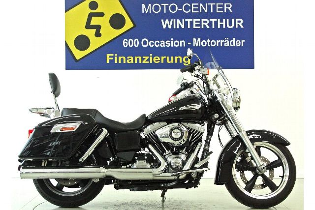 Acheter une moto HARLEY-DAVIDSON FLD 1690 Dyna Switchback ABS Occasions