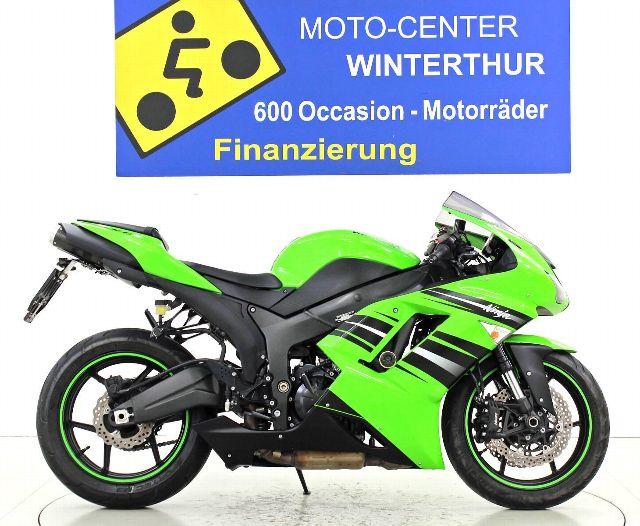 Motorrad kaufen KAWASAKI ZX-6R Ninja Occasion
